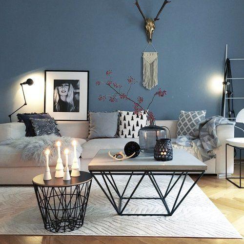 salon bleu sweety square