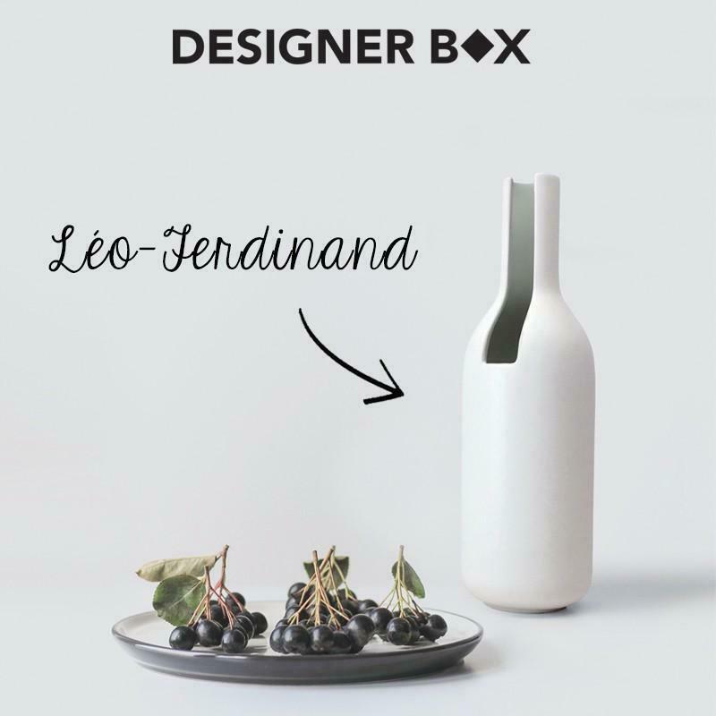 Designerbox janvier vase carafe