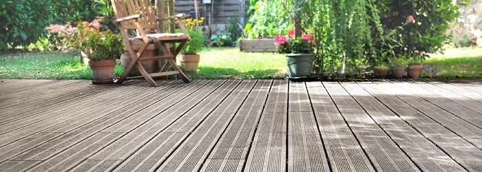 aménager et nettoyer sa terrasse
